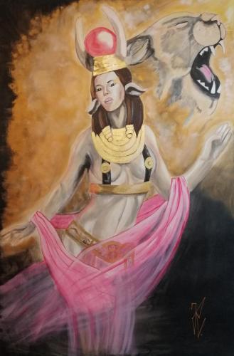 Boginja Hator